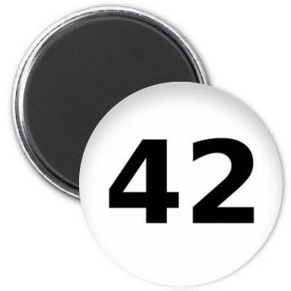 Magnet - 42 - Die Antwort