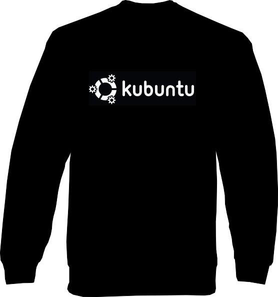 Sweat-Shirt - kubuntu Linux