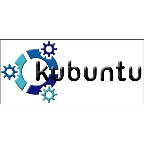 Maxi-Sticker - kubuntu Linux