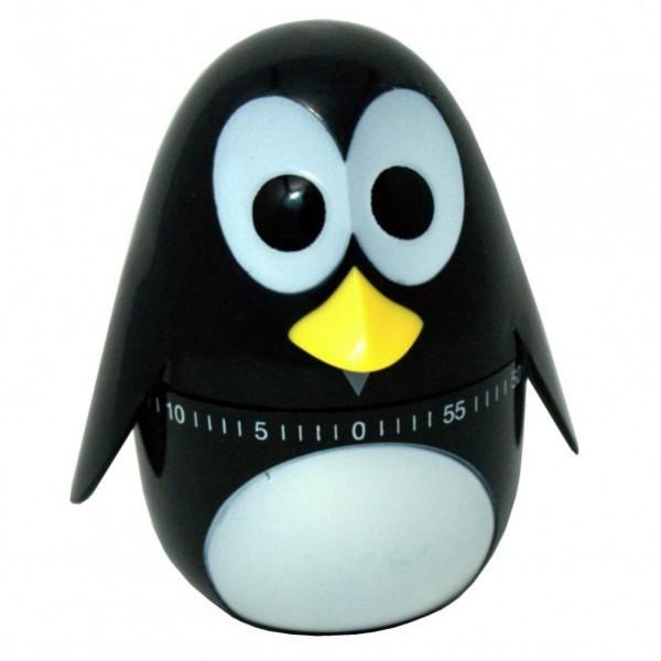 Küchentimer Pinguin - 60 Minuten Kurzzeitmesser