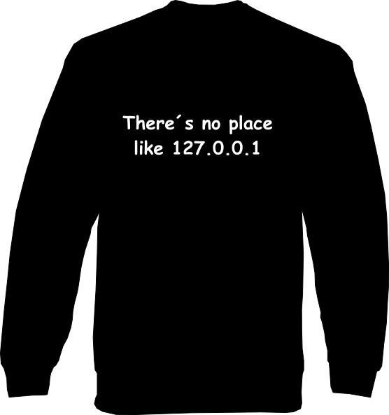 Sweat-Shirt - No Place