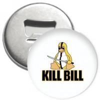 Flaschenöffner + Magnet - KillBill