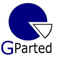 GParted 1.0.0-1 - USB-Stick