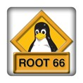 PC-Sticker - Root 66