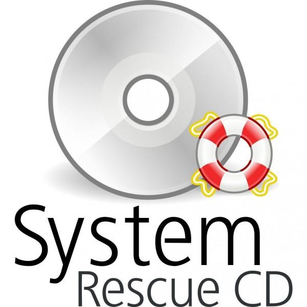 SystemRescueCD 6.0.3 - USB-Stick