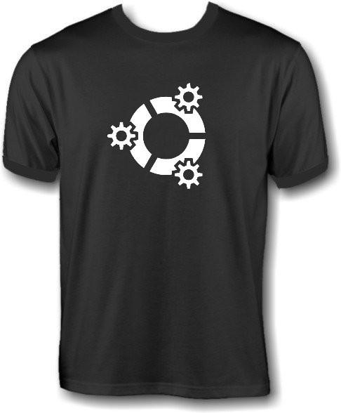 T-Shirt - kubuntu Logo