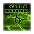 PC-Sticker - Biohazard