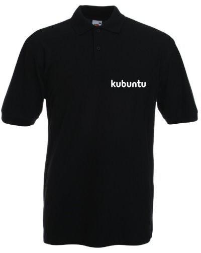 Polo-Shirt - kubuntu